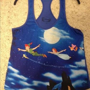 Disney Peter Pan women's tank top